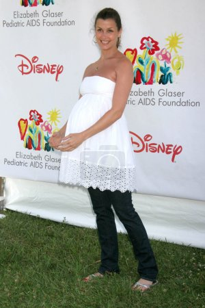 """Photo for Bridget Moynahan at """"A Time For Heroes"""" Benefit Sponsored by Disney for the Elizabeth Glaser Pediatric AIDS Foundation. Wadsworth Theatre, Westwood, CA. 06-10-07 - Royalty Free Image"""