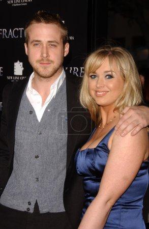 Ryan Gosling and sister Mandi