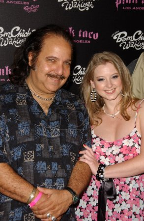 Ron Jeremy and Sunny Lane