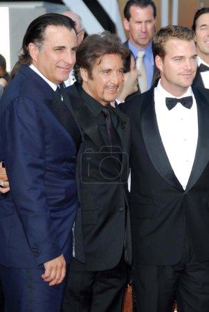 Andy Garcia Al Pacino Chris