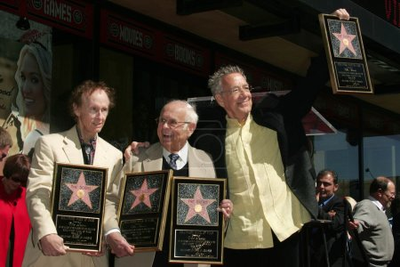 Robby Krieger with Johnny Grant