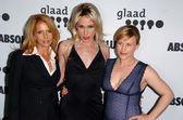 Rosanna Arquette with Alexis Arquette and Patricia Arquette