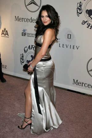 Katharine McPhee at the 17th Carousel of Hope Ball...