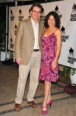 Robert Sean Leonard and Lisa
