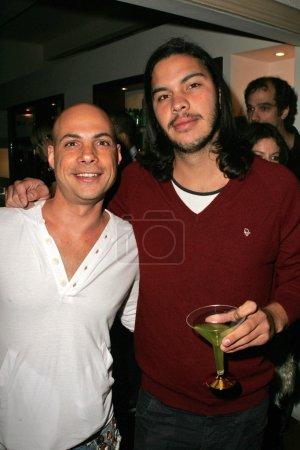 Romeo and Dax Sarmiento