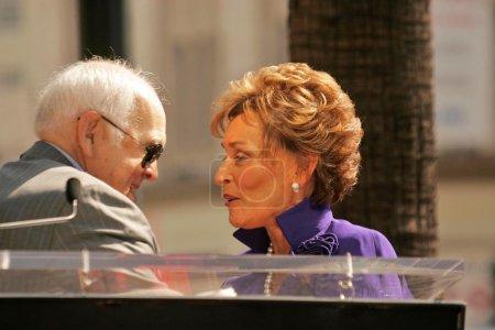 Judge Judy Sheindlin Hollywood Walk