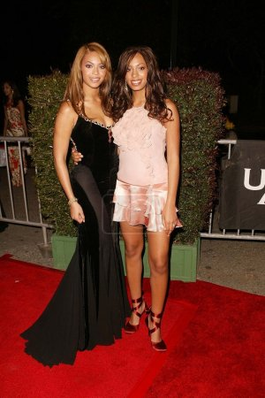 Beyonce Knowles Solange Knowles