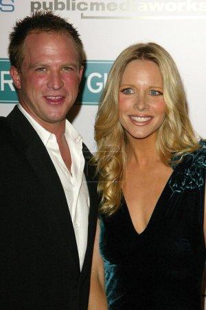 Lauralee Bell and husband Scott Martin