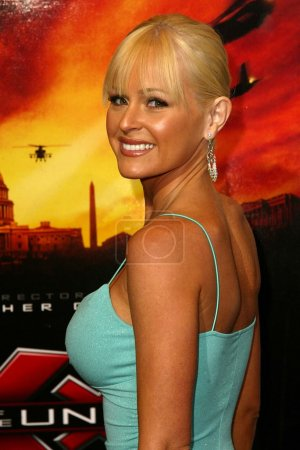 Katie Lohmann at the Los Angeles Premiere of XXX State of the Union at Mann Village Theater, Westwood, CA 04-25-05