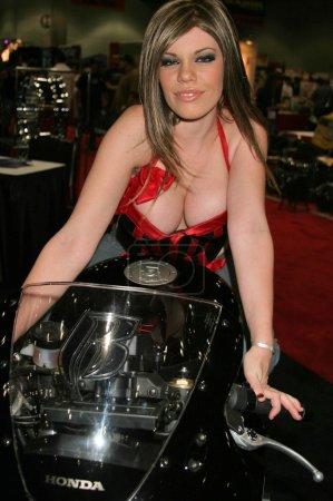 Photo for Gia Paloma at the 2005 Erotica LA Convention, Los Angeles Convention Center, Los Angeles, CA 06-11-05 - Royalty Free Image