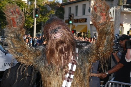 """""""Star Wars: Revenge Of The Sith"""" Los Angeles Premiere"""