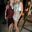 Sunny Lane and Alana Evans at the Premiere of Digi...
