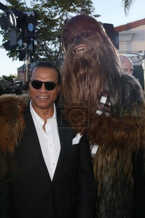 Billy Dee Williams, Chewbacca