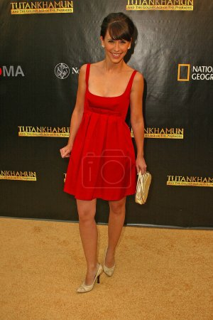 Jennifer Love Hewitt at the King Tut Returns to LA...