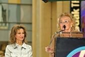 Susan Lucci and Agnes Nixon