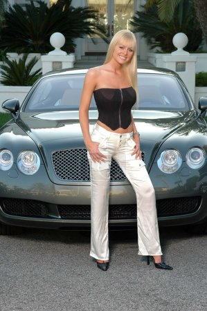 Katie Lohmann Bentley Shoot