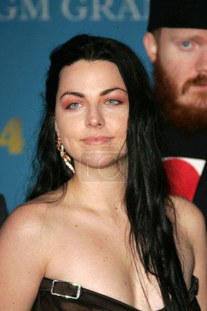 Photo pour Amy Lee aux Billboard Music Awards 2004 - Arrivées, MGM Grand Garden Arena, Las Vegas, NV 12-08-04 - image libre de droit