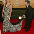 Allison Janney, Sean Hayes at the 11th Annual Scre...