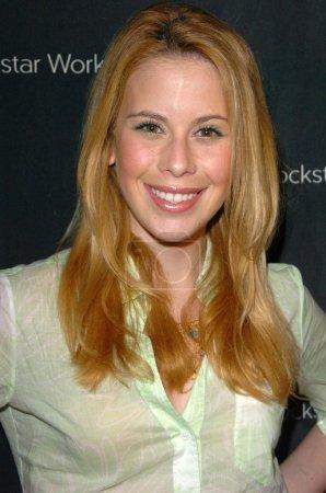 Photo for Tara Lipinski at the Nike's LA Rockstar Wrap Party, Avalon, Hollywood, CA 03-09-05 - Royalty Free Image