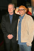 Lawrence O'Donnell and Joe Pantoliano