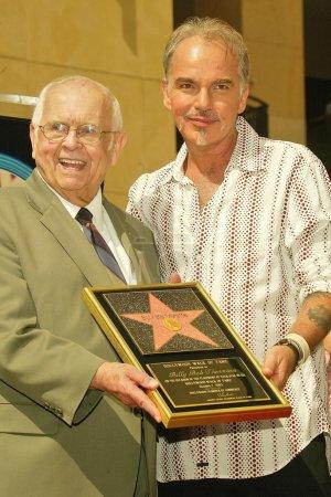 Johnny Grant and Billy Bob