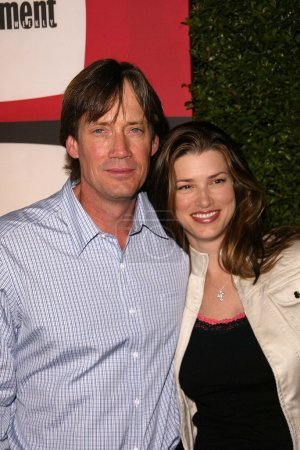 Kevin Sorbo and wife Sam