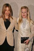 Rosanna Arquette and Patricia Arquett