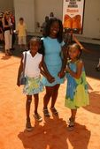 Camille Winbush and cousins Zurie and Zakiyyah
