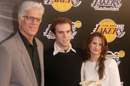 Ted Danson Charlie McDowell and