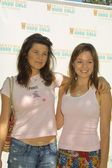 Daphne Zuniga and Rachel Boston