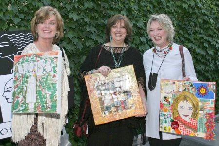 Heather Menzies Urich, Angela Cartwright and Veronica Cartwright