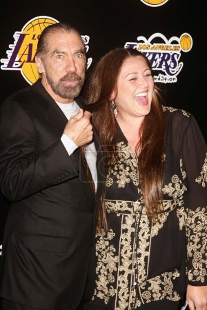 John Paul DeJoria and Camryn