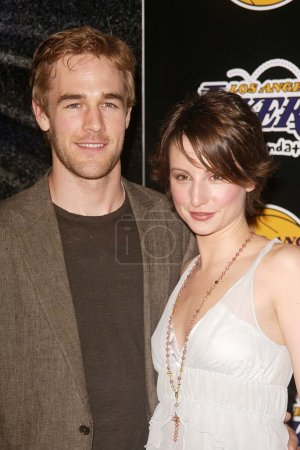 James Van Der Beek and