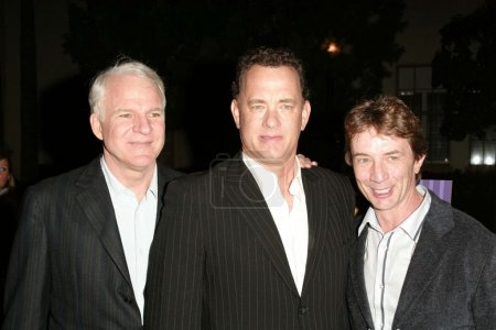 Steve Martin Tom Hanks and