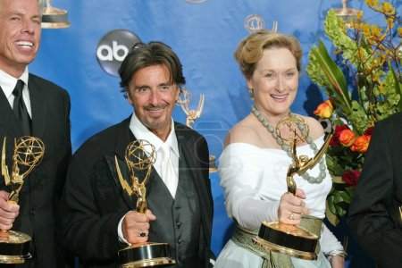 Al Pacino and Meryl Streep
