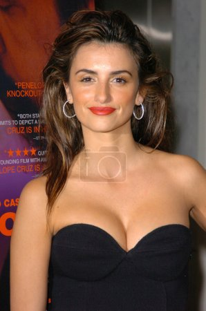 """Photo for Penelope Cruz at the Special Screening of """"Don't Move"""", Clarity Screening Room, Beverly Hills, CA 03-13-05 - Royalty Free Image"""