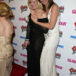 Bonnie Hunt and Allison Janney at the