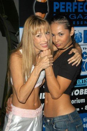 Vanessa Norris and Daniela Gil
