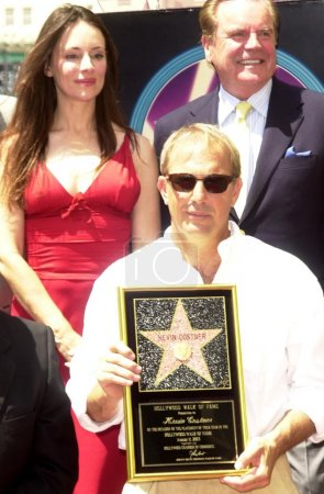 Madeleine Stowe Robert Wagner and