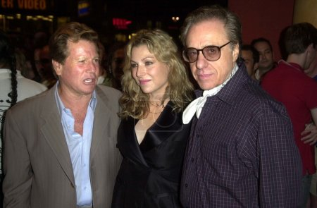 Ryan ONeal Tatum ONeal and