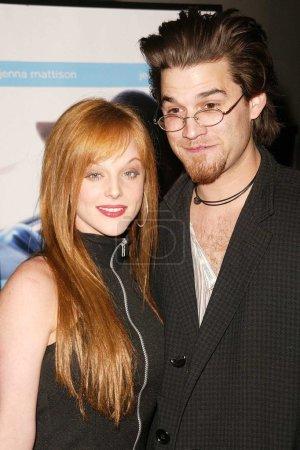 Dana Daurey and Johnny Whitworth