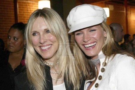 Alana Stewart and Natasha Henstridge