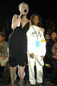 Sharon Stone and Miles Mitchell
