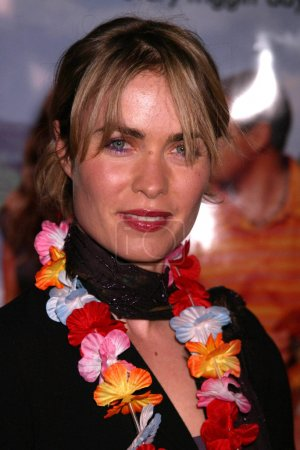 """Photo for Radha Mitchell at the Los Angeles premiere of """"50 First Dates"""" at Mann Village Theatre, Westwood, CA 02-03-04 - Royalty Free Image"""