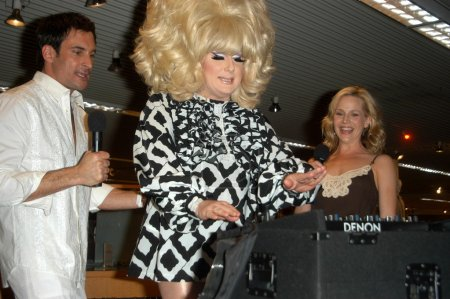 Lawrence Zarian Lady Bunny and