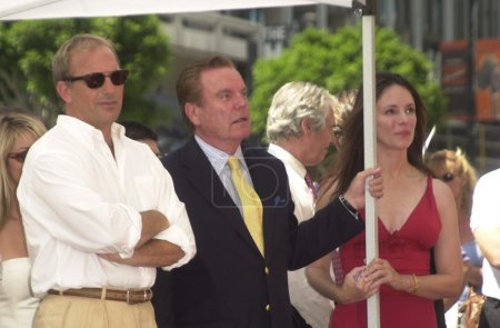 Kevin Costner Robert Wagner and