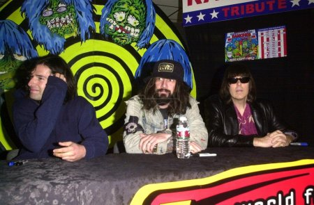 Pete Yorn Rob Zombie and