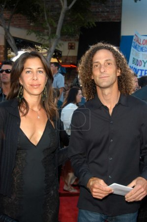 Kenny G and date