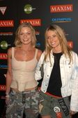 Jaime Pressly and friend