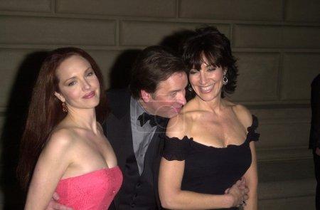 Photo pour Amy Yasbeck, John Ritter et Katey Sagal au 29e Choice Awards, Pasadena Civic Auditorium, Pasadena, CA 01-12-03 - image libre de droit